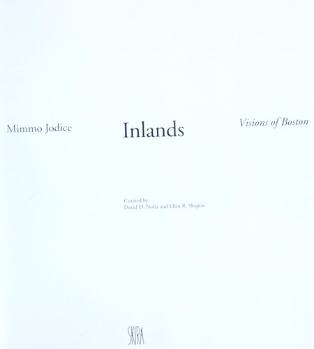 Inlands by Mimmo Jodice