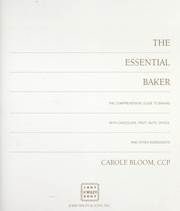 Cover of: The essential baker