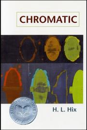 Cover of: Chromatic