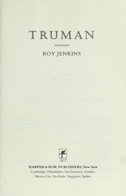 Cover of: Truman