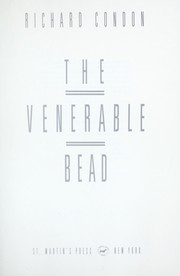 Cover of: The venerable bead