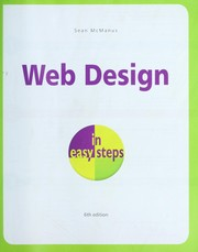 Cover of: Web design, 6th edition | Sean McManus