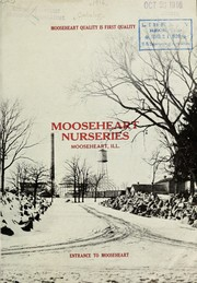 Mooseheart Nurseries [catalog]