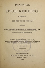 Cover of: Practical book-keeping