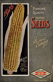 Cover of: Portland Seed Company's complete seed annual for 1916