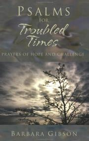 Cover of: Psalms for Troubled Times