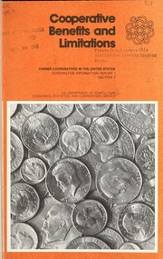 Cover of: Cooperative benefits and limitations | J. Warren Mather