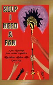 Cover of: Help I Need a Fan