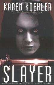 Cover of: Slayer