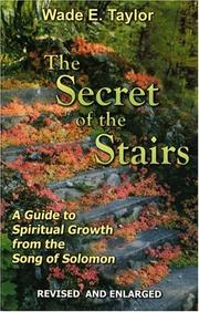 Cover of: The Secret of the Stairs