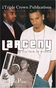 Larceny by Jason Poole