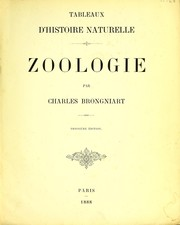 Cover of: Zooloogie