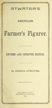 Cover of: Atwater