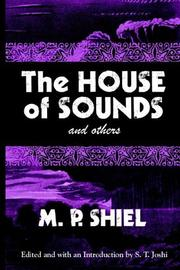 Cover of: The House of Sounds and Others
