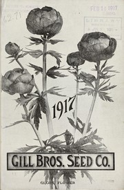 Cover of: Catalogue 1917