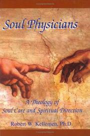 Cover of: Soul Physicians