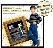 Cover of: Anthony and the Magic Picture Frame