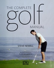 Cover of: The complete golf manual