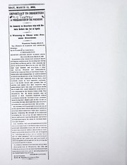 Cover of: Amnesty Proclamation | Lincoln Financial Foundation Collection