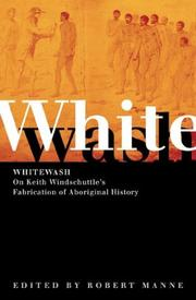 Cover of: Whitewash
