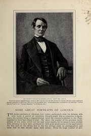 Cover of: Some great portraits of Lincoln