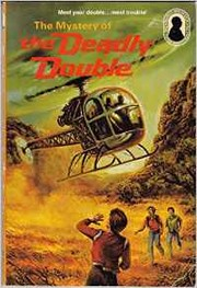 Cover of: The three investigators in The mystery of the deadly double