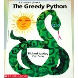 Cover of: The Greedy Python |