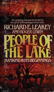 Cover of: People of the lake by Richard E. Leakey