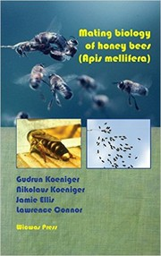 Cover of: Mating Biology of Honey Bees (Apis Mellifera) |