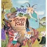 Cover of: The Wolf And The Seven Kids