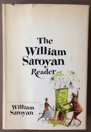 Cover of: The William Saroyan reader