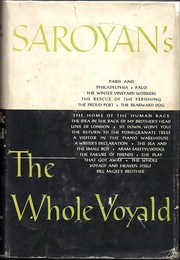 Cover of: The whole voyald: and other stories.