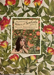 Cover of: The famous roses of New Castle | Heller Brothers Company