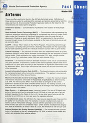 Cover of: AirTerms | Illinois. Environmental Protection Agency