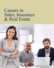 Cover of: Careers in Real Estate, Sales & Insurance |