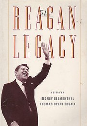 The Reagan legacy