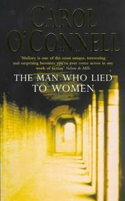 Cover of: The Man Who Lied to Women (A Kathy Mallory Novel)