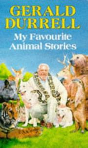 Cover of: MY FAVOURITE ANIMAL STORIES