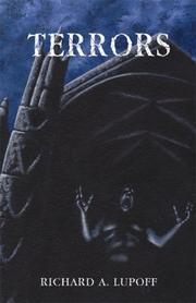 Cover of: Terrors