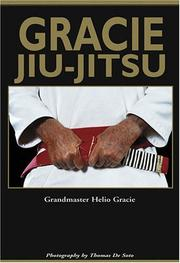 Cover of: Gracie Jiu-Jitsu | Helio Gracie