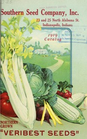 Cover of: 1919 catalogue | Southern Seed Company