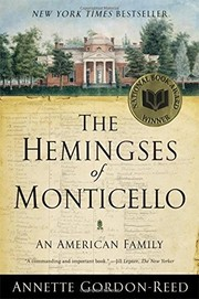 Cover of: The Hemingses of Monticello