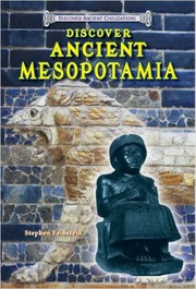 Cover of: Discover ancient Mesopotamia