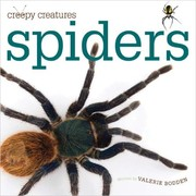 Cover of: Spiders