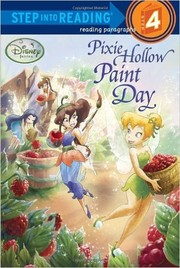 Cover of: Pixie Hollow paint day