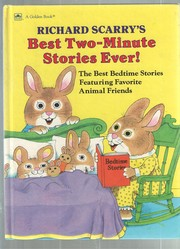 Cover of: Best 2-Minute Stories Ever (Two-Minute Stories) by Richard Scarry