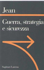 Cover of: Guerra, strategia e sicurezza