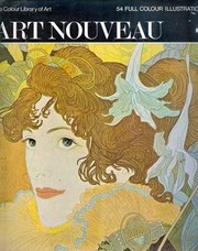 Cover of: Art nouveau. | Martin Battersby