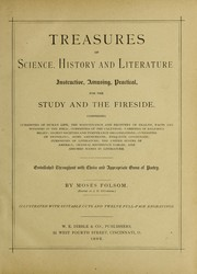 Cover of: Treasures of science, history and literature | Moses Folsom