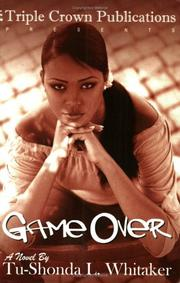 Game Over by Tu-Shonda L. Whitaker